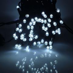 Гирлянда Светодиодная Уличная 10м LED 100л, Белый