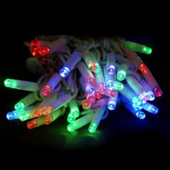 Гирлянда Светодиодная Уличная 10м LED 100л, Разноцветная