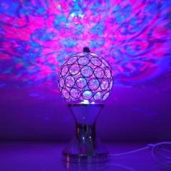 Лампа «Хрустальный шар»