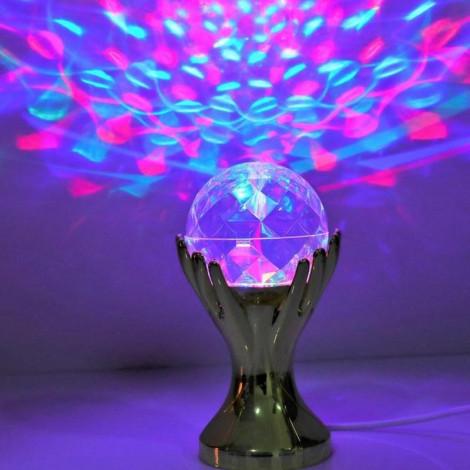 Лампа «Хрустальный шар» 17 см