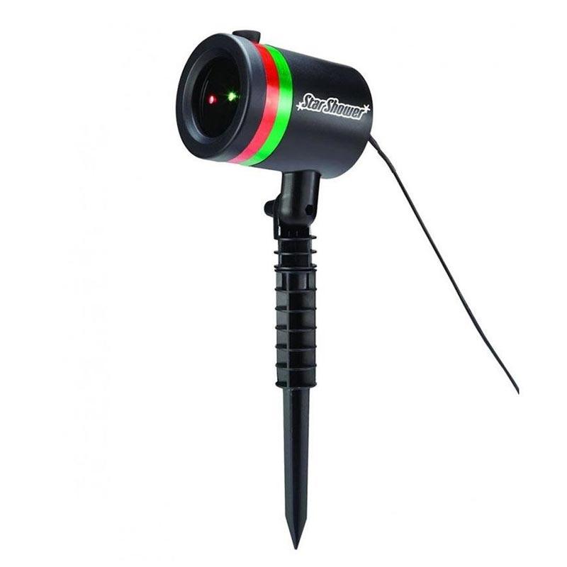 Лазерный проектор «Уличный» Star Shower Laser Light